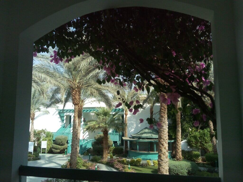 отель в Египте